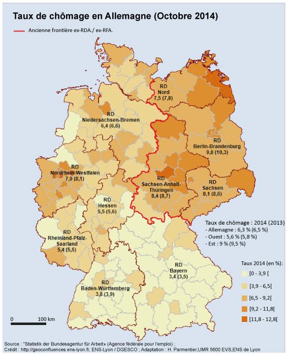Carte Allemagne Apres Guerre.Allemagne 25 Ans Apres La Chute Du Mur De Berlin Que Reste T Il