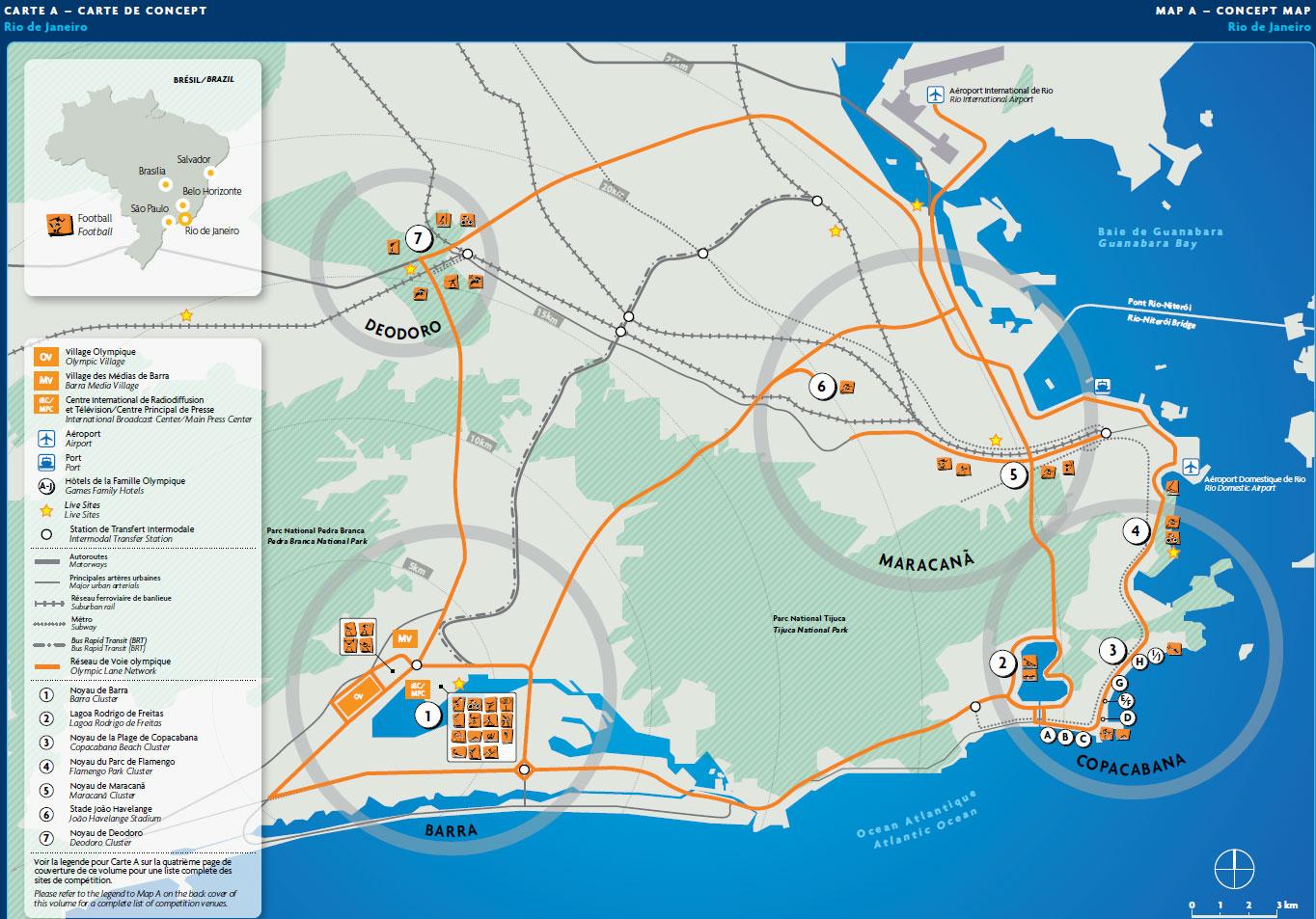 Le Plan Le Quartier La Ville Cycle