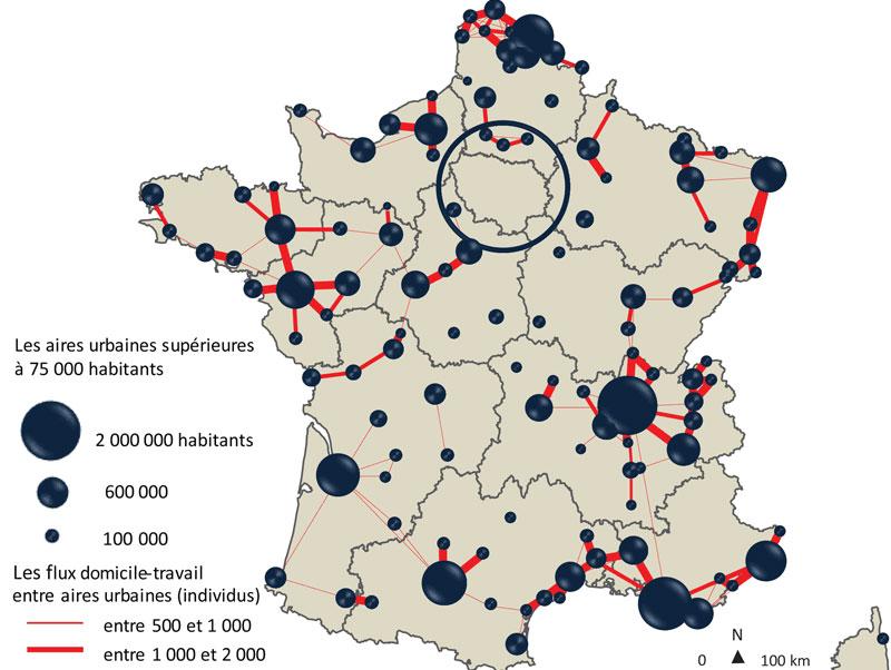Une Nouvelle Carte Des Regions Francaises Geoconfluences