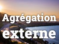 Sujets des écrits de l'agrégation externe de géographie 2021