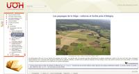 Un site de ressources en ligne : Lecture des paysages lorrains