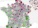 Un portrait de la France par la cohésion des territoires