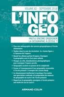 À lire dans l'Information géographique : pourquoi il faut enseigner la géographie à l'École primaire