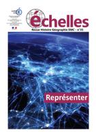 La revue Échelles de l'académie de Créteil publie un numéro sur l'enseignement de la cartographie