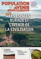 """""""Population et avenir"""" n° 740 : Les espaces ruraux et l'avenir de la civilisation"""