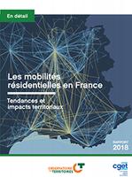 Rapport 2018 du CGET sur les mobilités résidentielles en France