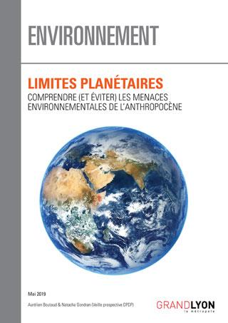 Une étude et des infographies pour comprendre la notion de limites planétaires