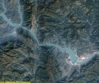 Visages médiatiques du barrage des Trois-Gorges :  l'analyse statistique des données textuelles en géographie
