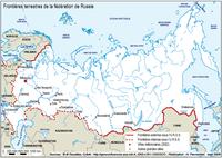 Les frontières russes entre effets d'héritages et nouvelles polarités