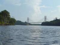Oyapock, un pont trop loin ? Un pont pour quoi ?