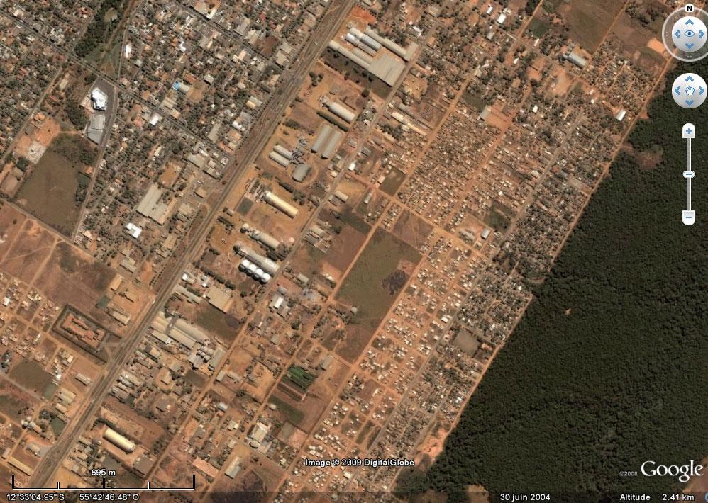 Le défi des transports et de la logistique au Brésil — Géoconfluences