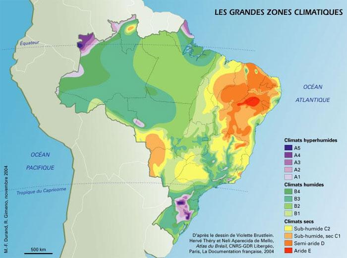 Carte Du Bresil Agriculture.Les Dynamiques De L Agriculture Bresilienne Geoconfluences
