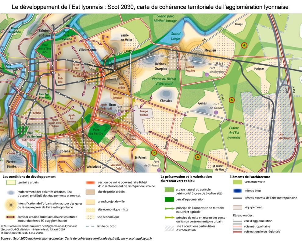 Les grands stades et l 39 am nagement du territoire deux for Les espaces verts pdf