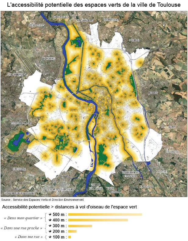 espace vert ville de lyon