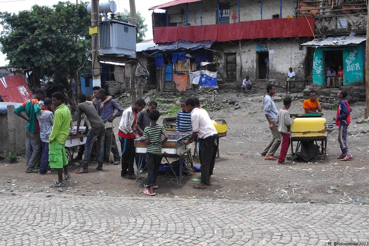 Lalibela Ethiopie