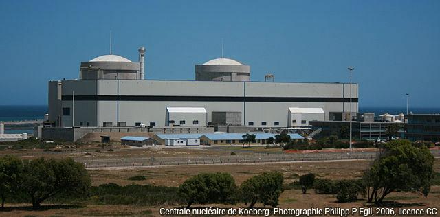 Centrale nucléaire de Koeberg