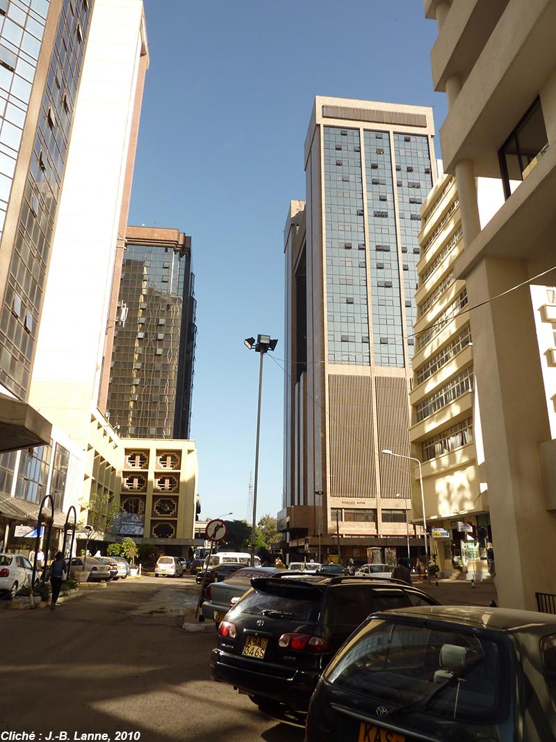 photographie CBD Nairobi
