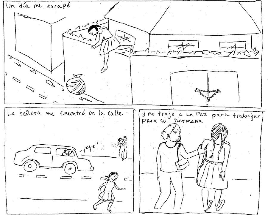 Histoire de la camarade Beatriz