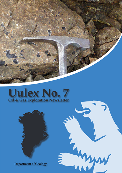 Uulex oil & gas exploration newsletter Greenland