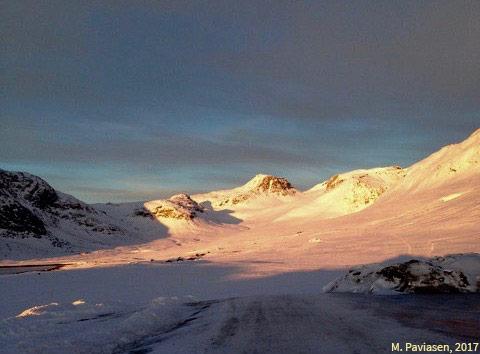 Marianne Paviesen — photographie Groenland en hiver