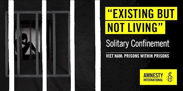 Affiche Amnesty International Vietnam