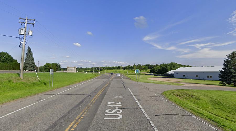 Minneapolis Saint Paul paysage rural