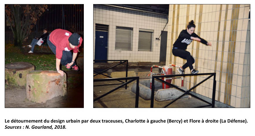 Natacha Gourland — photographie parkour