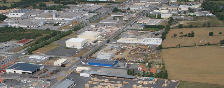 CABB — zone industrielle de saint-porchaire