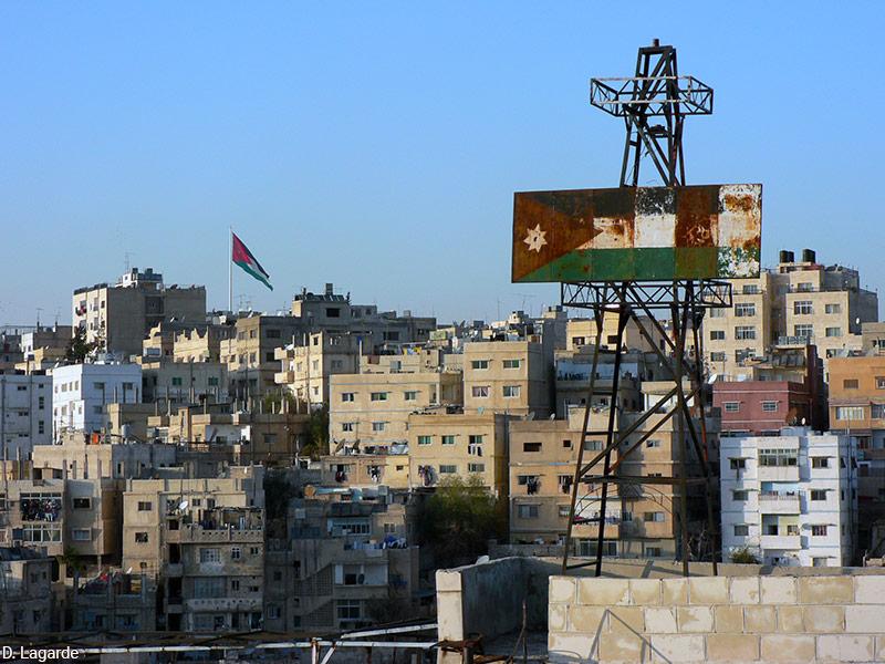 Amman Jordanie photographie David Lagarde