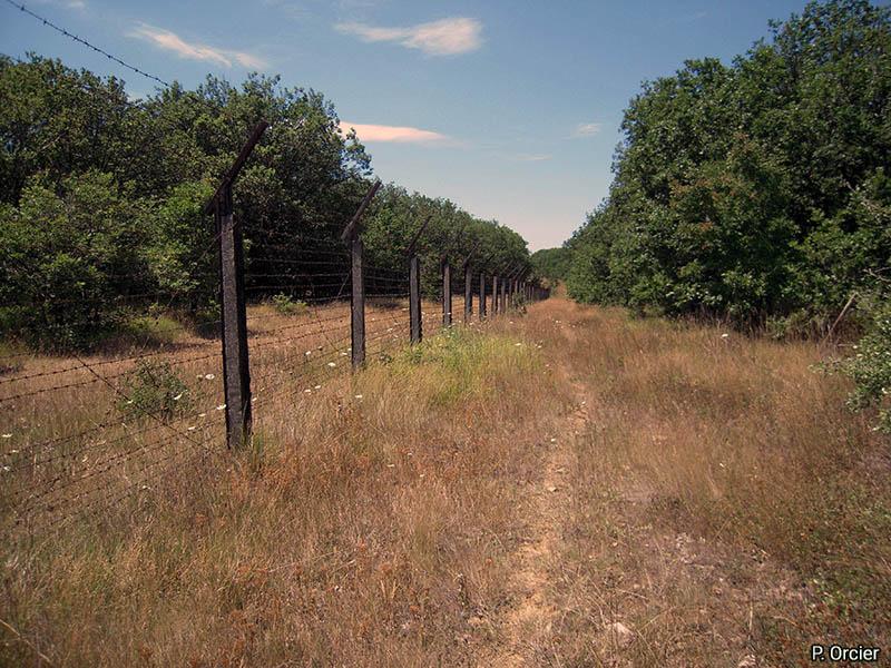 Pascal Orcier — photographie frontière Bulgarie-Turquie