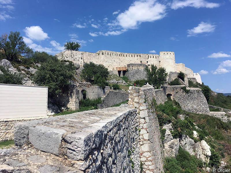 Pascal Orcier — photographie forteresse de Knin