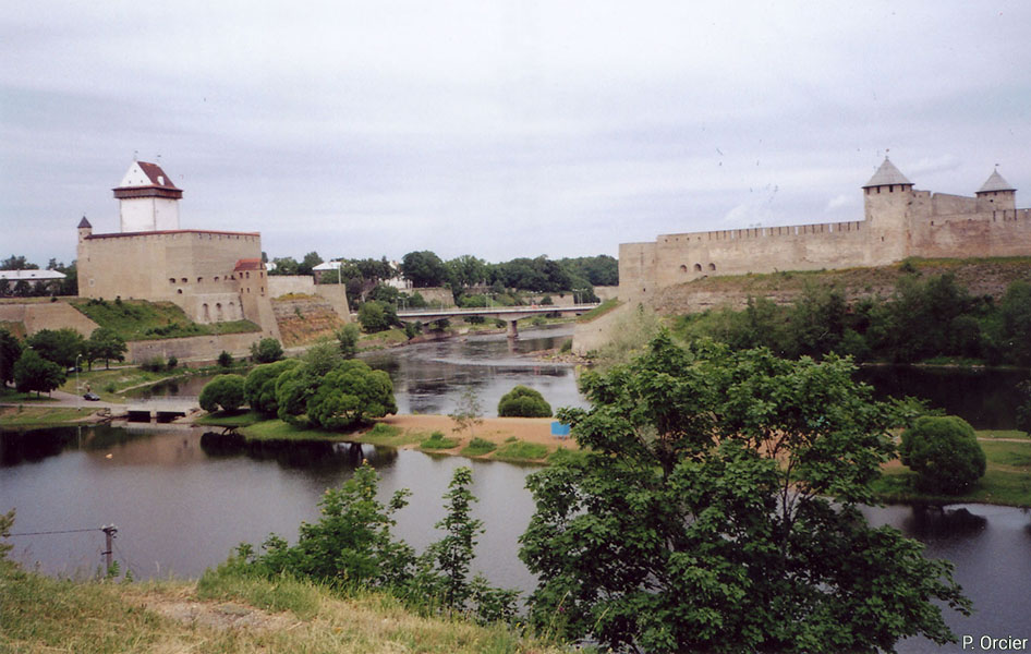 Pascal Orcier — photographie forteresse Narva