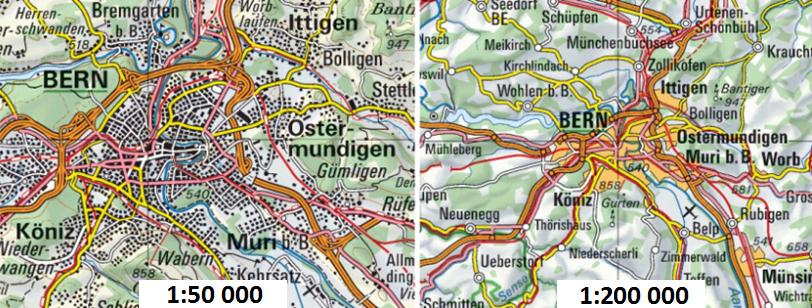 Jérémie Ory — généralisation cartographique dans Swisstopo