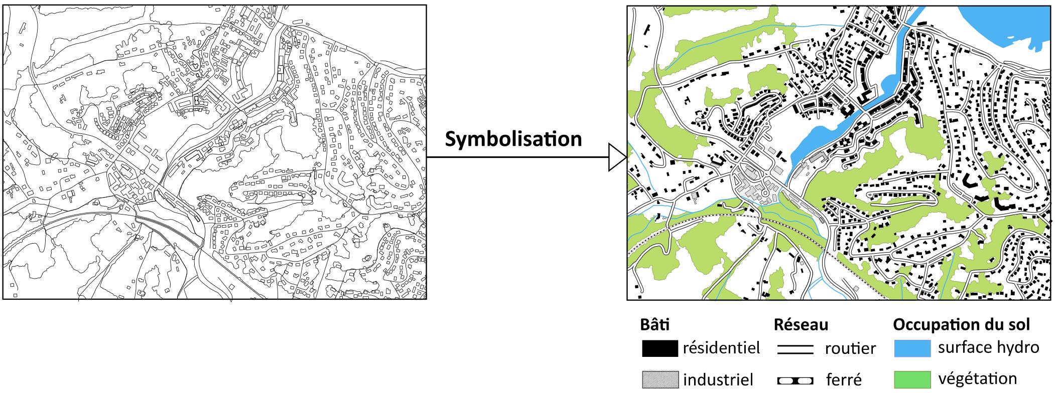 Jérémie Ory — Symbolisation d'un jeu de données cartographiques