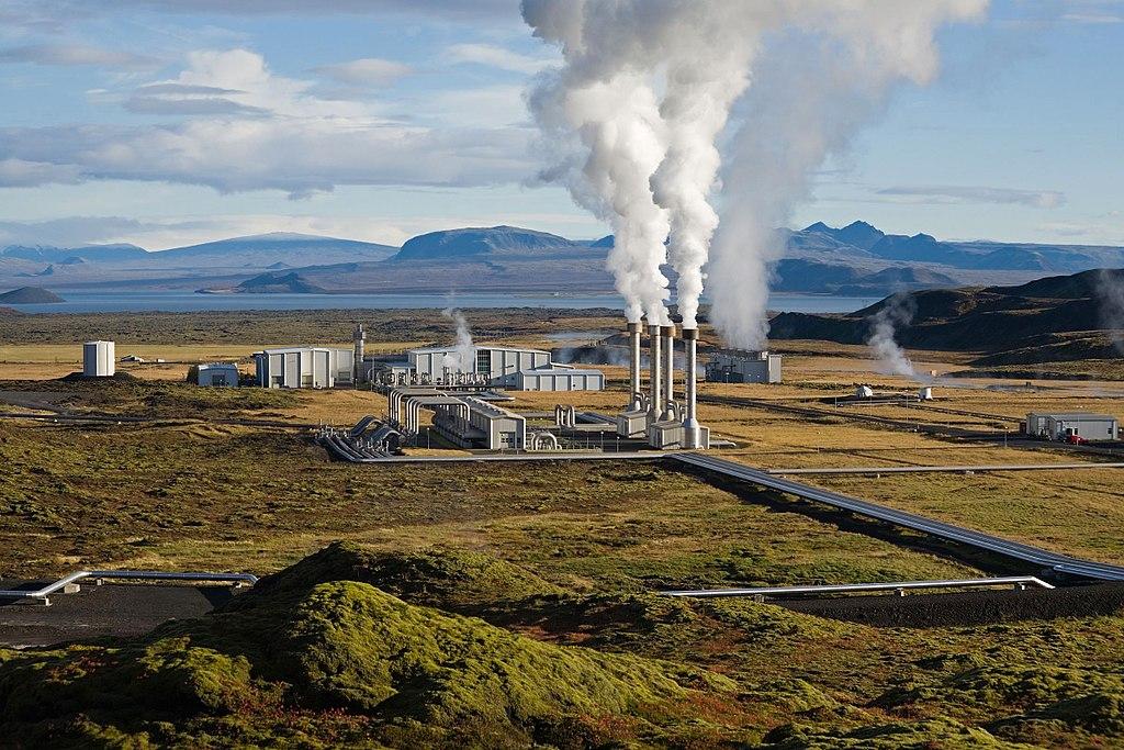 Photographie géothermie en Islande