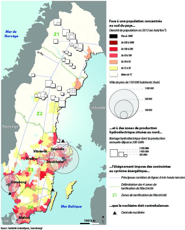 Teva Meyer — carte du nucléaire en Suède