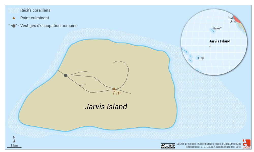 jarvis map — carte de jarvis