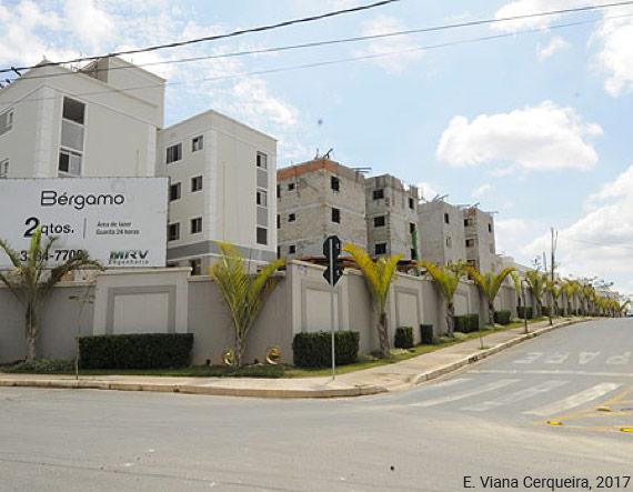 Eugânia Viana Cerqueira | Résidence fermée destinée aux classes moyennes à Contagem