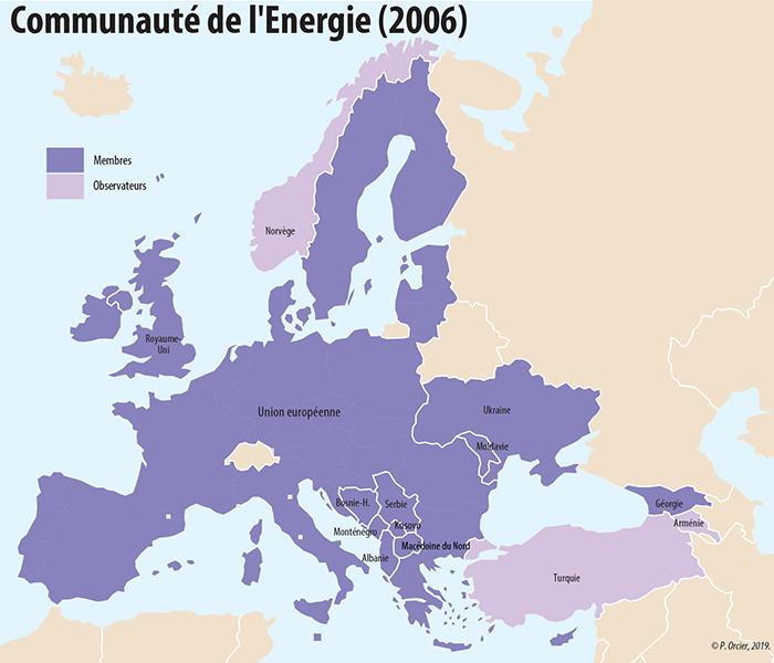 Pascal Orcier — carte communauté de l'énergie