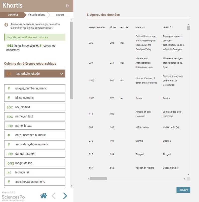 Jean-Benoît Bouron — interface khartis vue 1