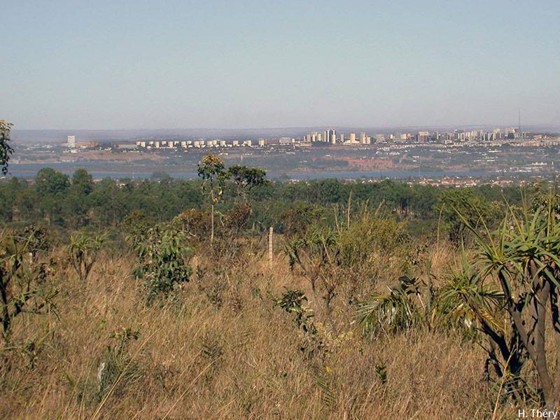 Hervé Théry – Brasilia photographie plateau et savanes