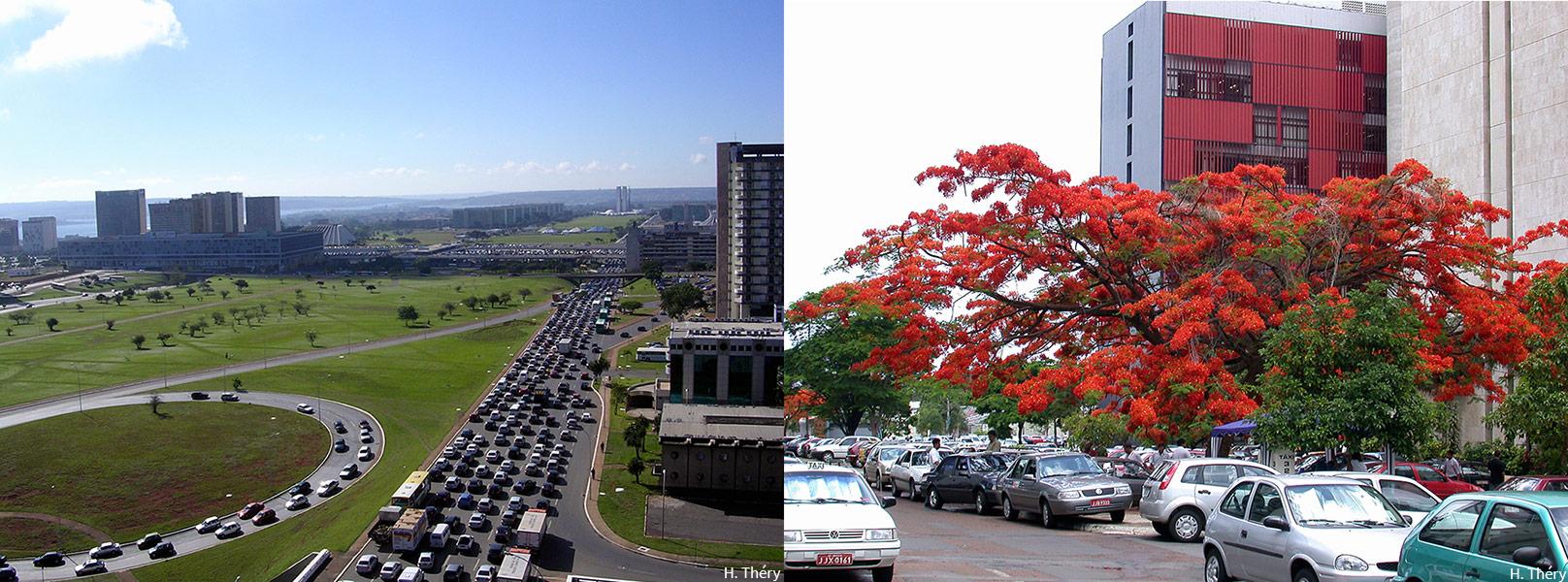 Hervé Théry — photographie bouchons à Brasilia