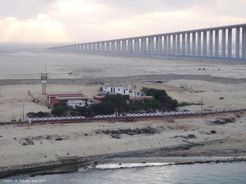 poste militaire El Qantara
