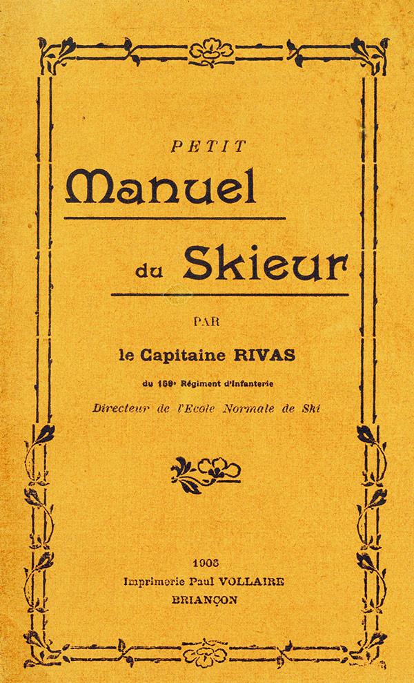 Manuel du capitaine Rivas