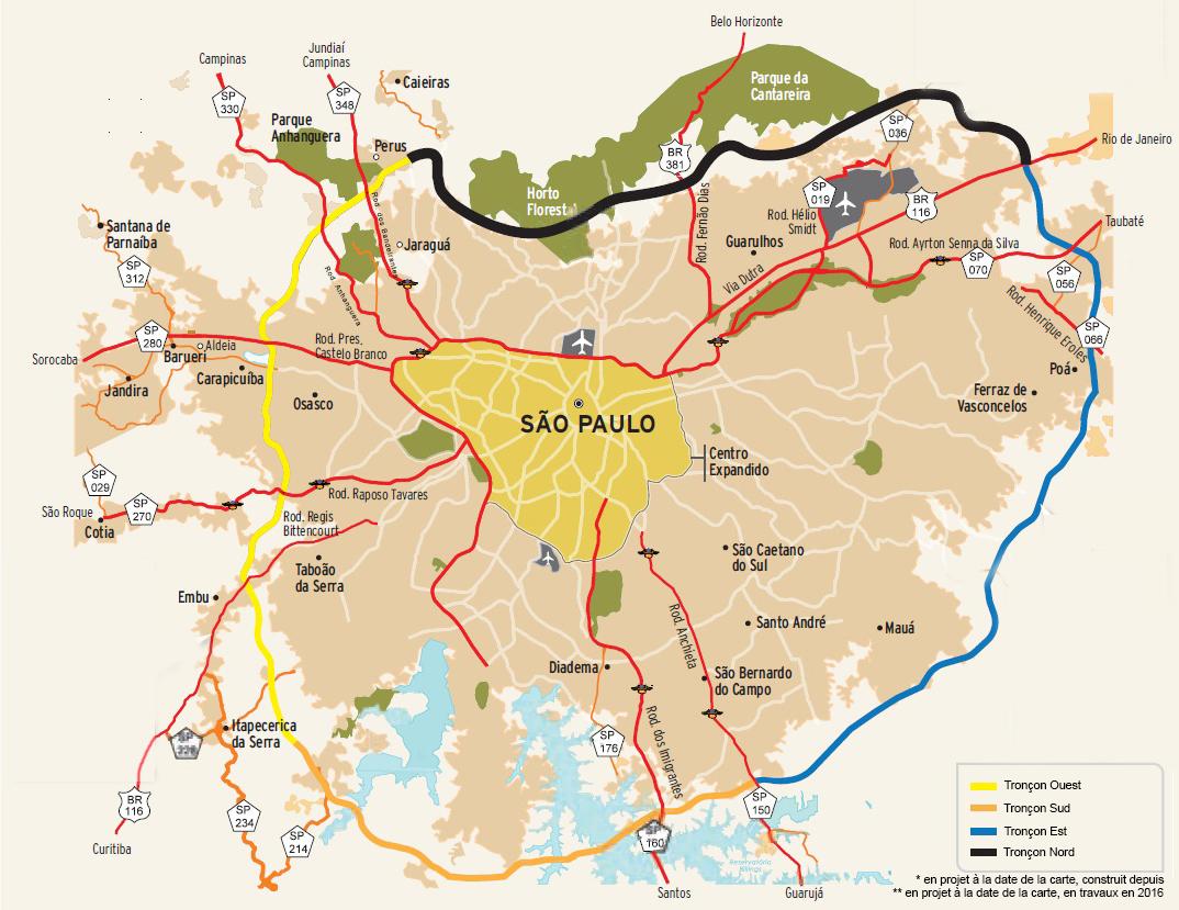 plan transports rodizio rodoanel Sao Paulo