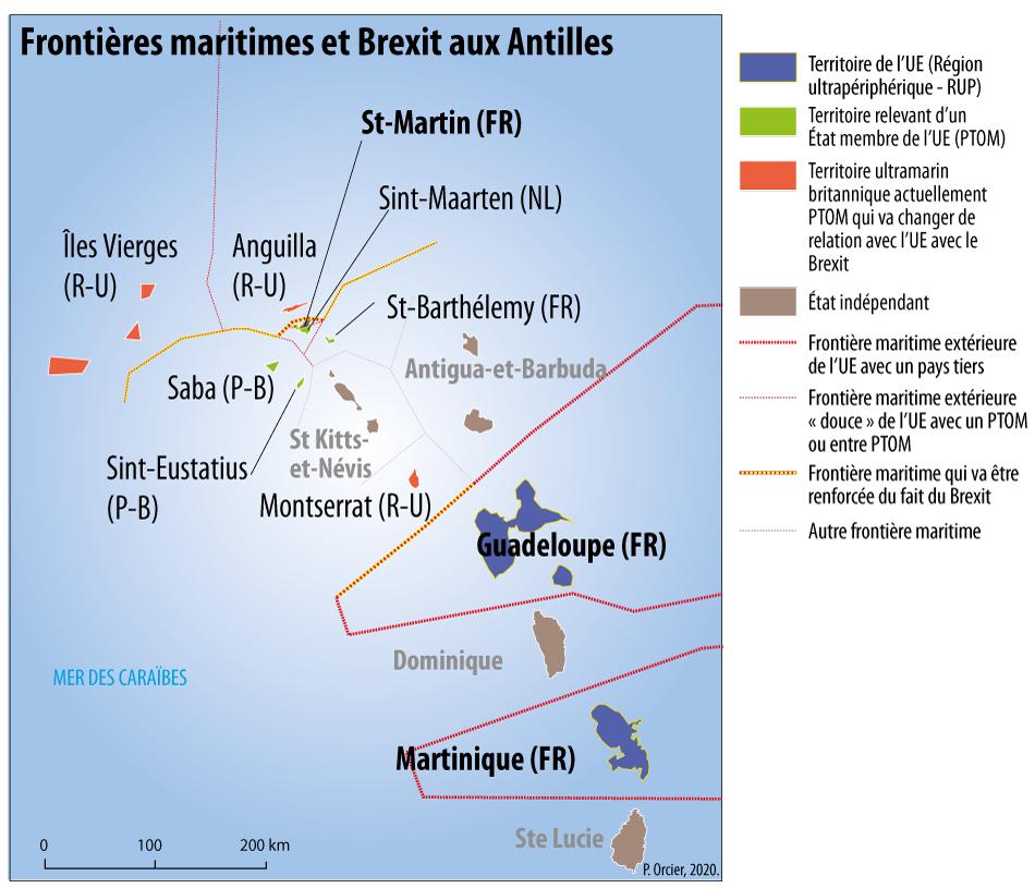 brexit et Antilles