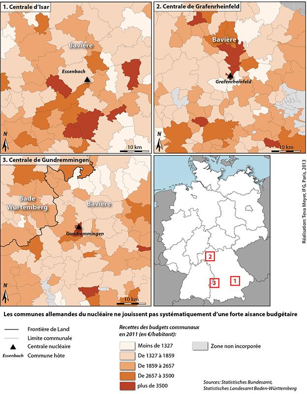 Teva Meyer — carte budget communes nucléaires Allemagne