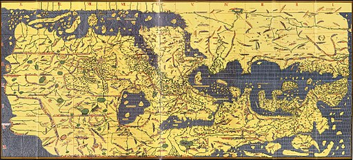 Al Idrisi orientation au Sud