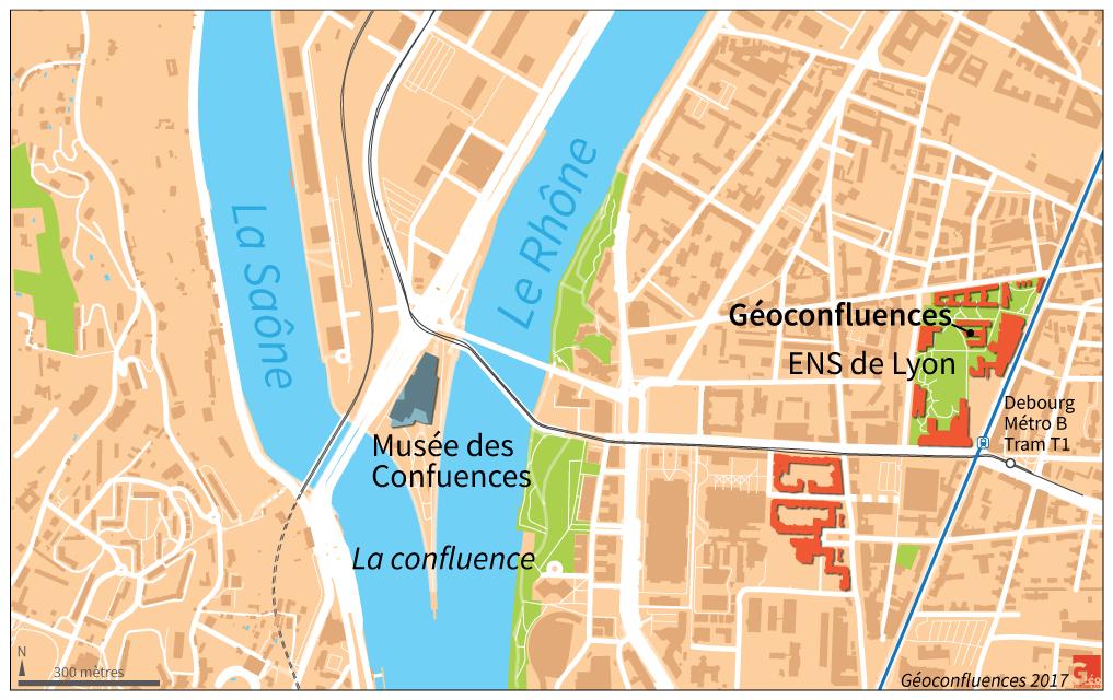 confluence Lyon