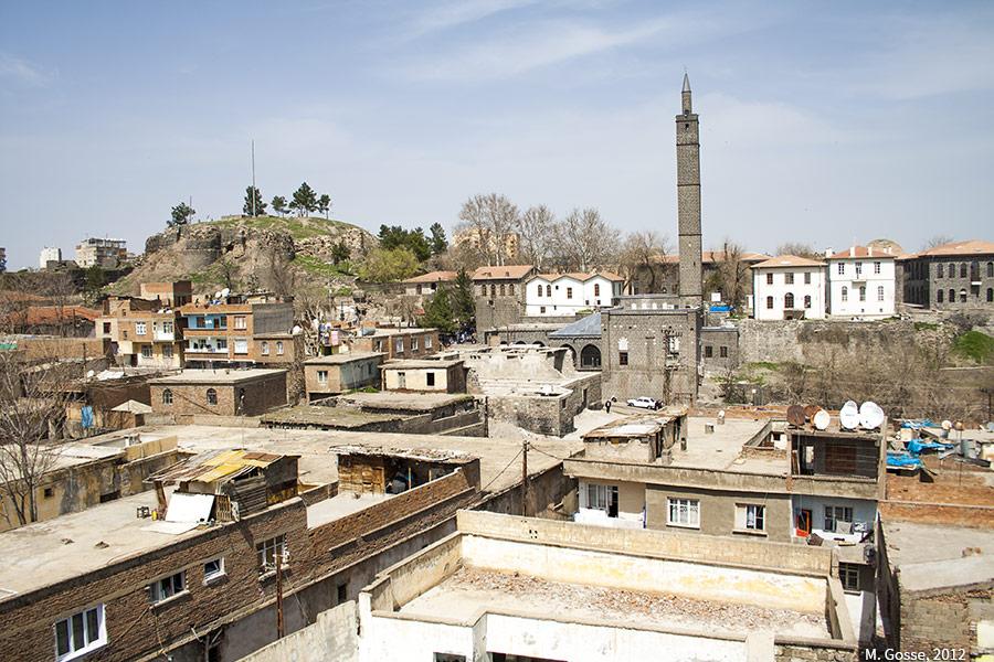 Matthieu Gosse — Urbicide à Diyarbakir, quartier Içkale